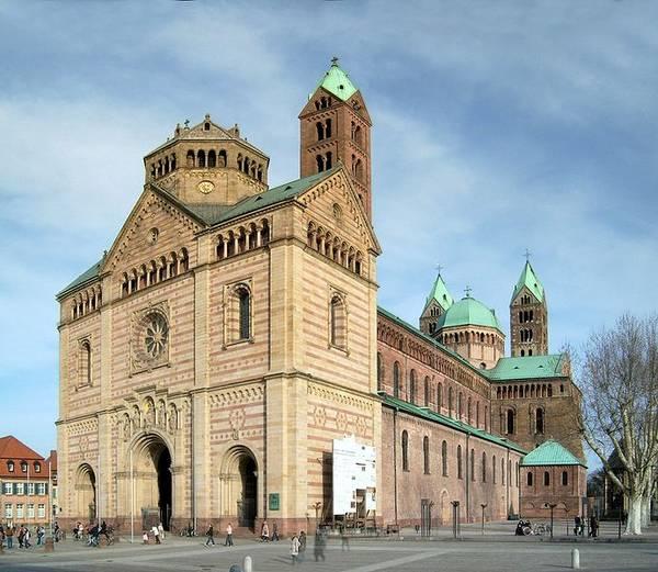 Der Dom zu Speyer Quelle: Lokilech