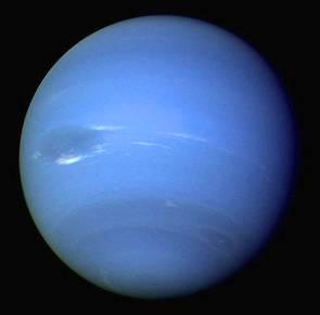 Neptun   Quelle: Nasa