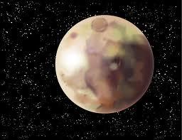 Kleinplanet Pluto | Quelle: Nasa