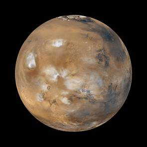 Mars | Quelle: NASA/JPL/MSSS
