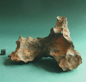 Henbury Eisenmeteorit | Quelle: Meteorite Recon