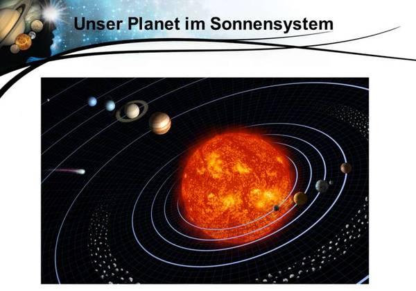 planeten im sonnensys
