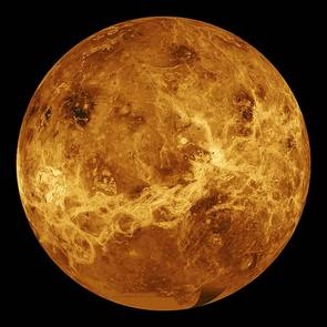 Venus Quelle: Nasa