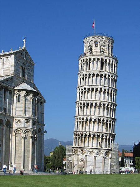Der Schiefe Turm von Pisa Quelle: Alexandre Alapetite