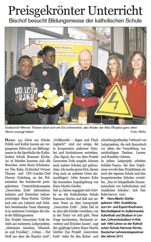 Wochenblatt Horn 17.04.2013