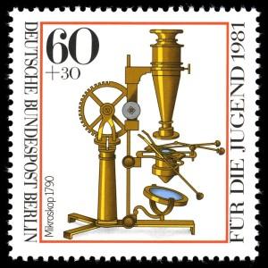 Mikroskop um 1790