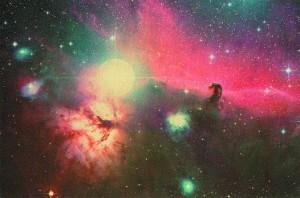 Pferdekopf-Nebel Quelle: NASA