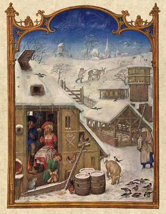 Flandern um 1500 (Biblioteca Marciana, Venedig)